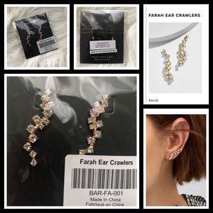 Baublebar Farah Ear Crawlers Earrings